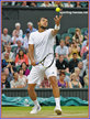 Jo-Wilfried TSONGA - France - 2014 last sixteen at all four Majors