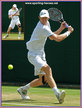 Kevin ANDERSON - South Africa - 2014 last sixteen at three Grand Slam Championships.