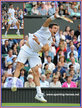 Roberto BAUTISTA AGUT - Spain - 2014 Last sixteen at  U.S. and Australian Opens.