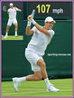 Tomas BERDYCH - Czech Republic - 2014 semi-finalist at Australian Open, last eight in U.S. Open