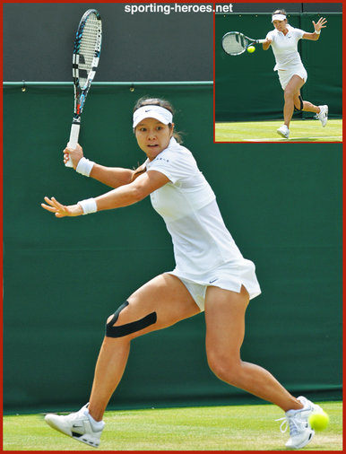 Na Li - 2014 Australian Open Tennis Champion.