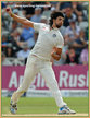 Ishant SHARMA - India - Test record (Part three)
