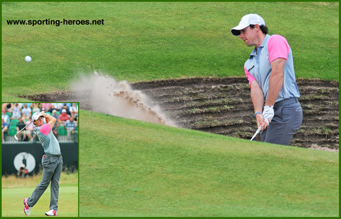 Rory McIlroy - Northern Ireland - 2014: Open Golf & U.S. PGA Champion. Ryder Cup Triumph.