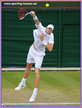 John ISNER - U.S.A. - 2014 Last sixteen at French Open.