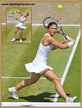Sara ERRANI - Italy - Quarter-finalist at French & U.S. Opens in  2014.