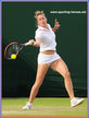 Pauline PARMENTIER - France - 2014 Last sixteen at French Open.