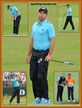 Sergio GARCIA - Spain - Second at 2014 Open Championship in 2014. Victory at Ryder Cup.