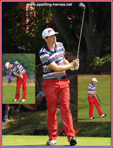 Keegan BRADLEY - U.S.A. - 19th at 2014 Open Golf Championship. Ryder Cup defeat.