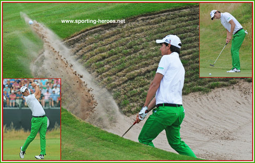 Matteo Manassero - Italy - Top twenty finish in 2014 Open Championship.