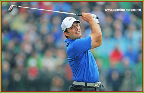 Francesco Molinari - Italy - Equal 15th at 2014 Open Golf Championship.