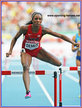 Lashinda DEMUS - U.S.A. - Bronze medal in 400mh at 2013 World Championships.