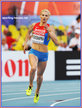 Antonina KRIVOSHAPKA - Russia - World Athletics Championships 400m medals.