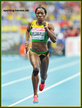 Novlene WILLIAMS-MILLS - Jamaica - Finalist at 2013 World Championships.