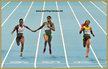 Blessing OKAGBARE - Nigeria - Two medals at 2013 World Athletics Championships.