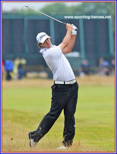 Brooks KOEPKA - U.S.A. - 2014: 4th at US Open & 15th at US PGA.