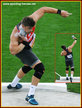 David STORL - Germany - 2014 European shot put champion (again)