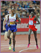 Mo FARAH - Great Britain - 2014: Mo again Double Champion of Europe