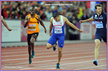 Adam GEMILI - Great Britain - 2014 Men's European 200m sprint Champion.