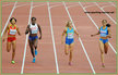 Libania GRENOT - Italy - Victory in women's 400m at 2014 European Champinships