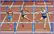 Eilidh CHILD - Great Britain - European champion over 400m hurdles in Zurich.