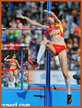Ruth BEITIA - Spain - 2014 European high jump Champion.