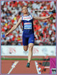 Greg RUTHERFORD - Great Britain - European & Commonwealth long jump titles in 2014.