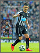 Remy CABELLA - Newcastle United FC - Premiership Appearances