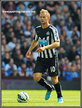 Siem de JONG - Newcastle United FC - Premiership Appearances