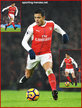 Alexis SANCHEZ - Arsenal FC - Premiership Appearances