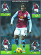 Aly CISSOKHO - Aston Villa FC - League apperances.