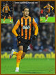 Tom INCE - Hull City FC - Premiership Appearances