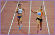 Jodie WILLIAMS - Great Britain - 2014 European Championships silver medal over 200m