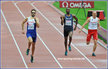 Donald SANFORD - Israel - Bronze medal in 400m at 2014 European Championships.