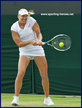 Kaia KANEPI - Estonia - Last sixteen at U.S. Open in 2014.