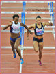 Cindy BILLAUD - France - Silver medal in 100mh at 2014 European Championships
