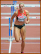 Cindy ROLEDER - Germany - Bronze medal in 100m hurdles at 2014 European Championships.