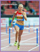 Irina DAVYDOVA - Russia - Third place at 2014 European Championships in Zurich.