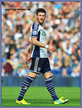 Sebastien POCOGNOLI - West Bromwich Albion FC - League appearances.