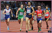 Chris O'HARE - Great Britain - Bronze medal in 1500m at 2014 European Championships.