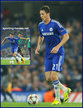 Nemanja MATIC - Chelsea FC - 2014/15 UEFA Champions League games.