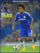 WILLIAN - Chelsea FC - 2014/15 UEFA Champions League games.