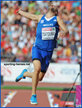 Louis TSATOUMAS - Greece - Silver medal at 2014 European Championships