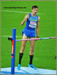 Andriy PROTSENKO - Ukraine - Second in high jump at 2014 European Champinships.