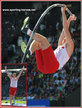 Pawel WOJCIECHOWSKI - Poland - Silver medal in the pole vault at 2014 European Championships