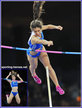 Katerina STEFANIDI - Greece - 2nd. in pole vault at 2014 European Championship.