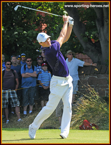 Martin Kaymer - Germany - 2014: Another Major win and Ryder Cup triumph.