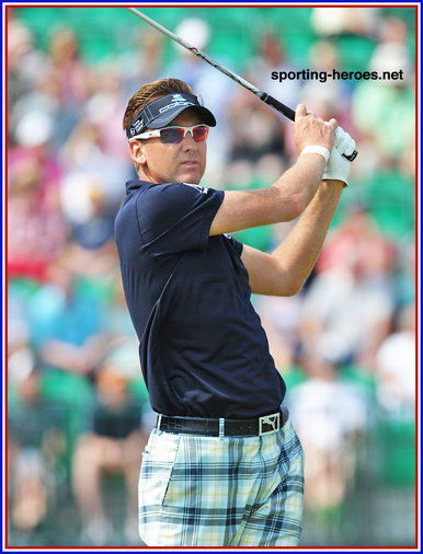 Ian Poulter - England - 2014 : Ryder Cup triumph & 20th at Masters.