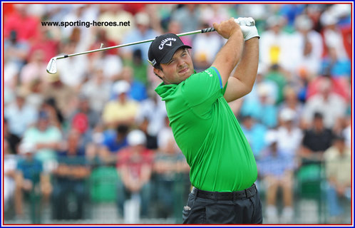 Patrick REED - U.S.A. - 2014: Ryder Cup team.