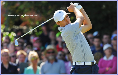 Jordan SPIETH - U.S.A. - 2014: 2nd. at The Masters & US Ryder Cup team.