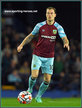 Ashley BARNES - Burnley FC - League Appearances